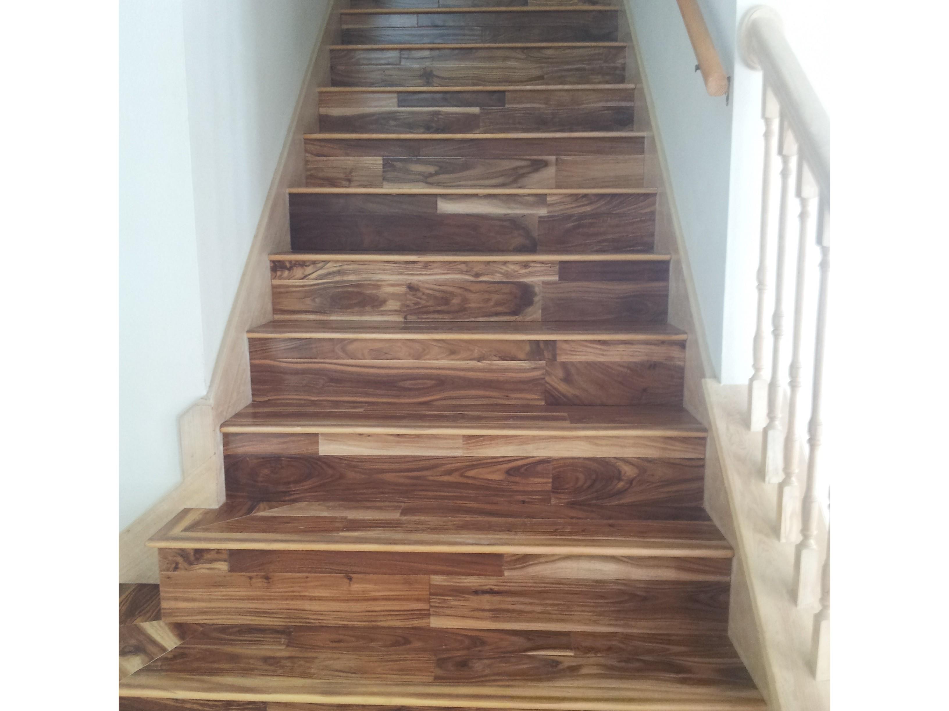 Boca Raton Acacia Hardwood Flooring Natural