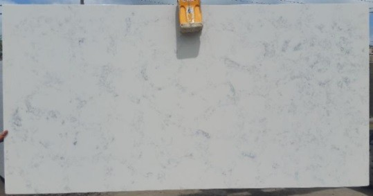 Carrara White Quartz Countertop 125 98 L X 62 99 W