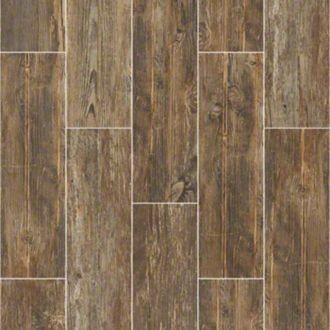 Wood Look Tile Dodge City Smokehouse 7 W X 24 L