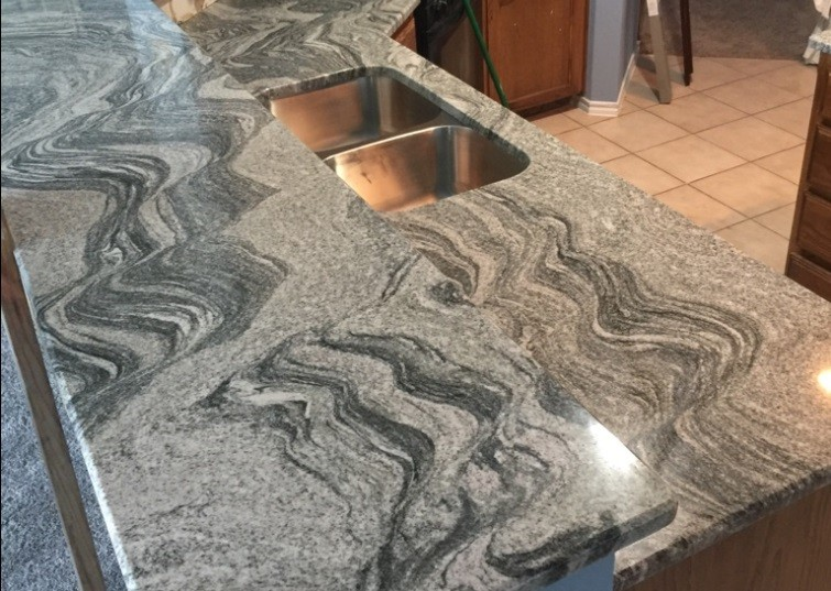 Countertops Viscount White Granite 3cm Group 2