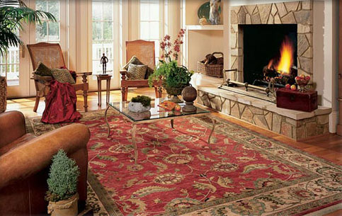 Beautiful A Quality Area Rug Will Help You Break Up That Hard Floor Into Softer More  Comfortable Steps.