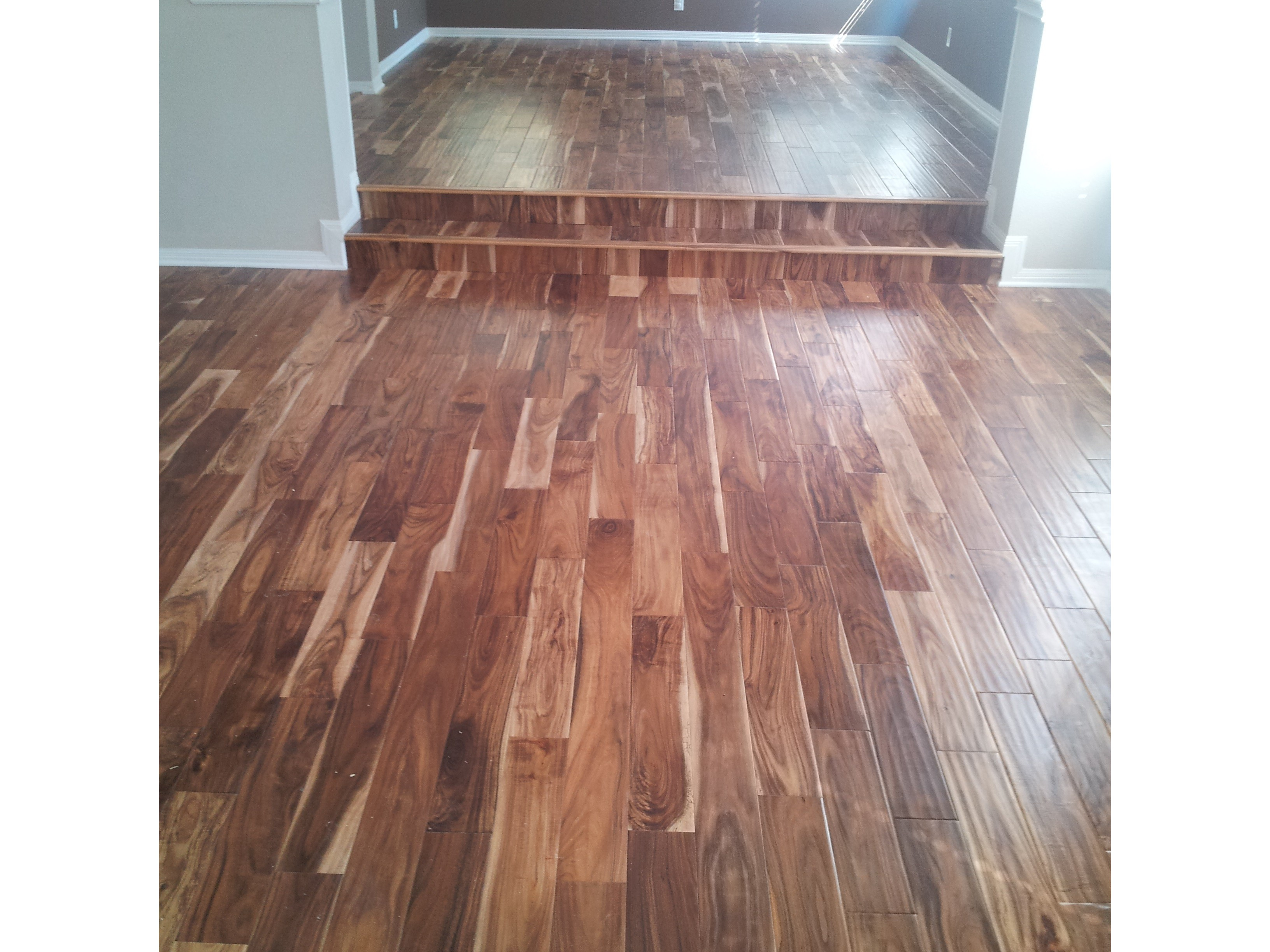 Wood Boca Raton Acacia Natural