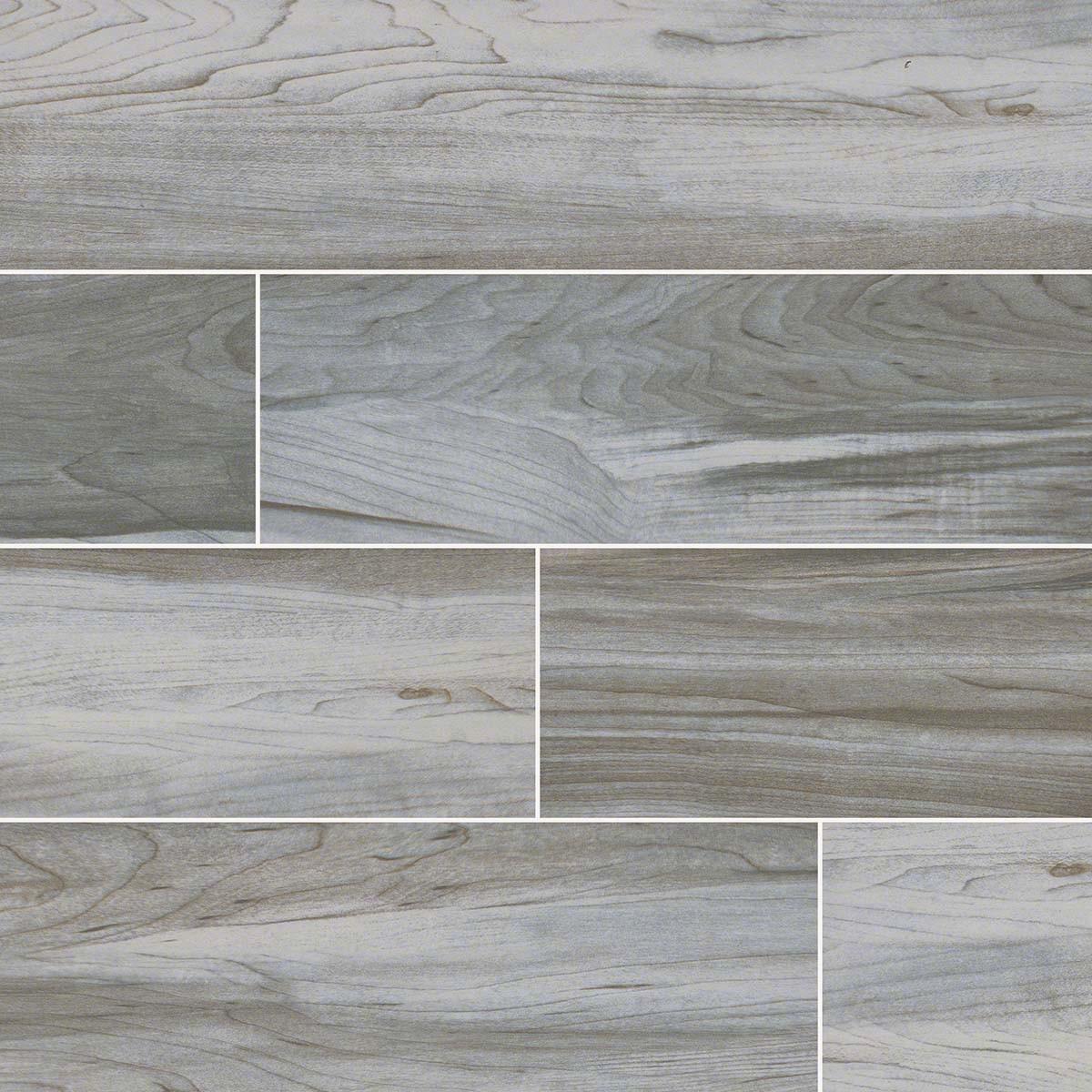 Tile Carolina Timber 6x24 White