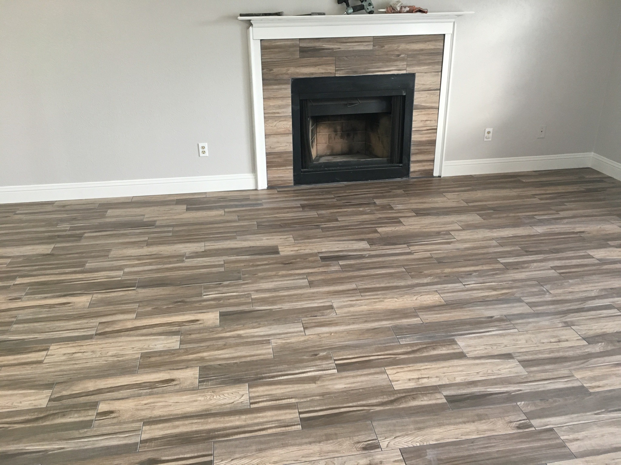 Tile Carolina Timber 6x24 Beige It Looks Like Wood