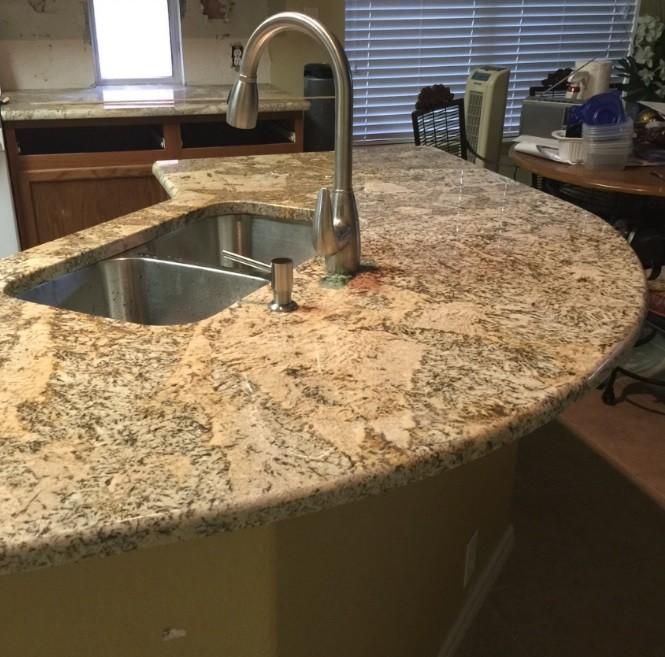 Countertops Crema Persa Granite 3cm Group 2