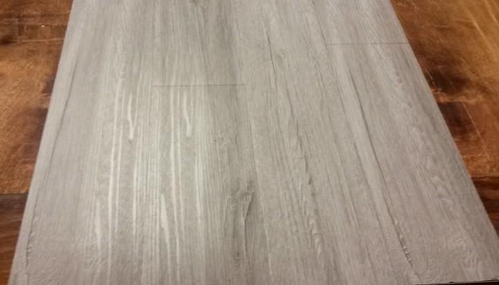 Vinyl Plank Hill Country Dry Back 6x36 Stonewash Grey