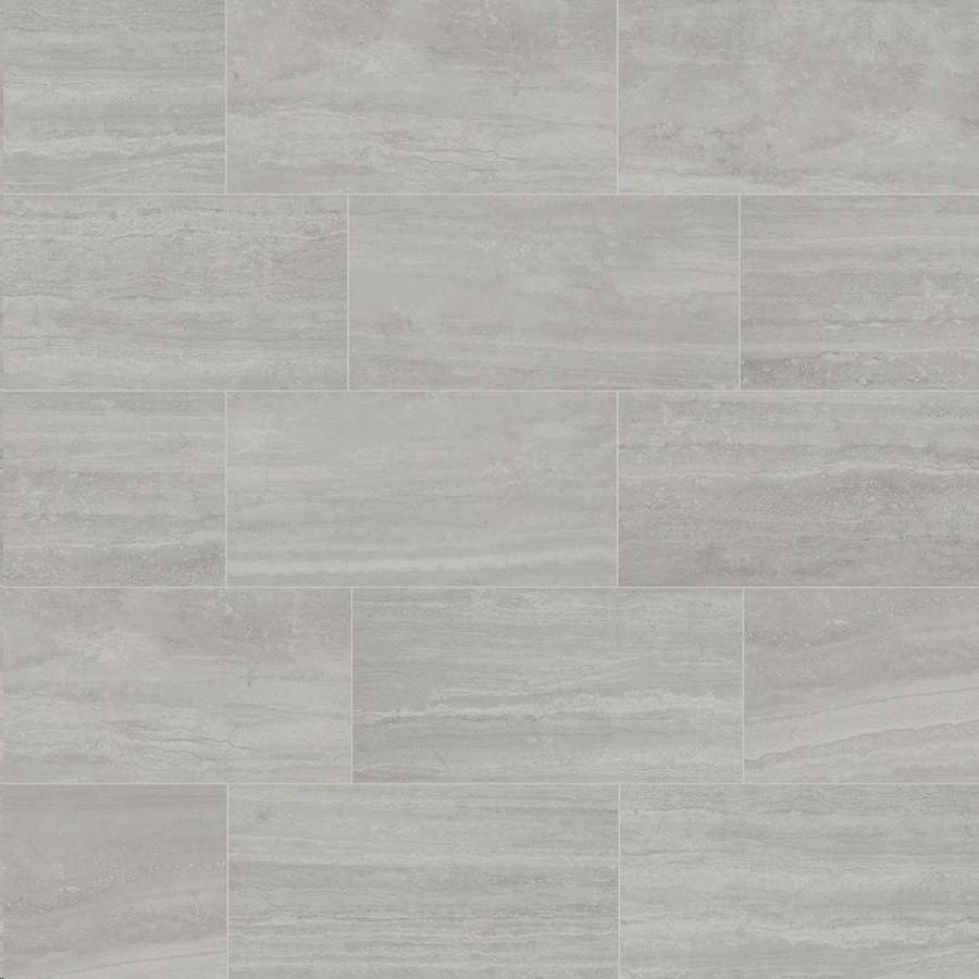 Tile Ridgemont 12x24 Silver
