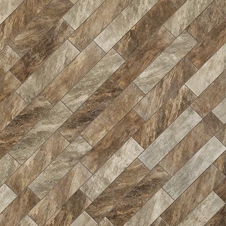 Tile BARNWOOD X BLEND NDS - 6x24 tile designs