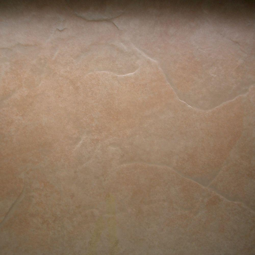 Tile CARIBBEAN SUNRISE NDS - 16 x 16 white ceramic floor tile