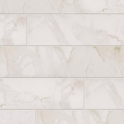 Tile Vita Elegante 6x24 Bianco 2nds
